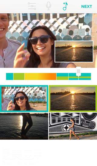 """10 秒不过瘾?今天的视频合集可以满足你拍高大上的长视频的需求!不相信?2013 年奥斯卡最佳纪录片《寻找小糖人》最后的片段就是用一款 叫做""""8 毫米相机""""的 App 完成的哦"""