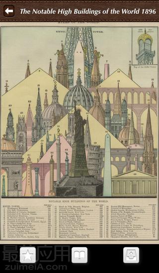History:Maps of World 这个应用对于大部分人来说都显得冷僻了些——它是一个查看历史上的世界地图的应用。如果不是地图控或者世界历史爱好者,也不会去发现这样的应用。其实历史地图就像一张藏宝图,为我们指示世纪变迁中的人类文明成果。