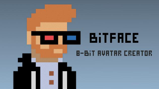 Bitface - 制作个性比特脸- iPhone应用- 购物- 【最美应用】