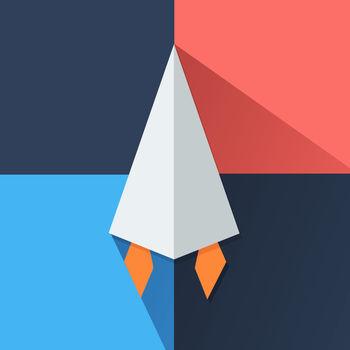 flight color—彩色方块与纸飞机的激情碰撞